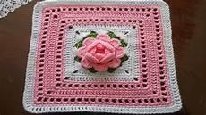 tejido en crochet carpetas patrones