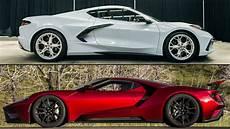chevrolet gt 2020 2020 chevrolet corvette stingray vs ford gt a specs