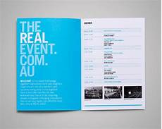 Conference Program Design Template The Real Event Thursday Ideas Amp Design Conference