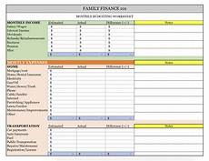 Income And Expense Worksheet Income Vs Expenses Worksheet Stokes Financial Group