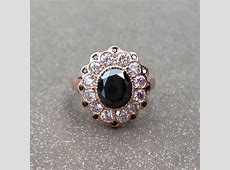 Beautiful Black Diamond Engagement Ring Designs   Design