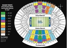 Rose Bowl Soccer Seating Chart Ucla Announces Big Changes To Rose Bowl Seating For 2016