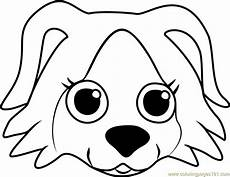 border collie puppy coloring page free pet parade