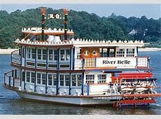 River Belle & River Queen Cruise   American (Traditional