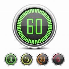 Digital Timer Powerpoint Digital Countdown Timer Graphics Creative Market