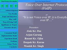 Voice Over Ip Protocol Voip Ppt