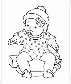 Ausmalbilder Tiere Baby Baby Ausmalbilder Ausmalbilder F 252 R Kinder Malvorlagen