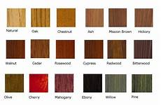 Home Depot Wood Stain Color Chart Deck Wood Stain Colors Friendly Wood Stains