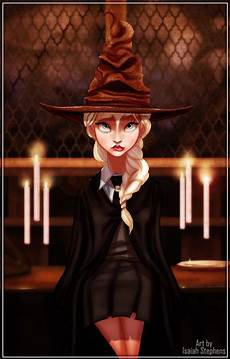disney characters go to hogwarts in this disney harry