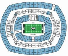 Metlife Virtual Seating Chart From This Seat Blog Stadium And Arena News