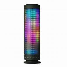 Portable Light Up Bluetooth Speaker Portable Pulse Led Light Stereo Wireless Bluetooth Speaker