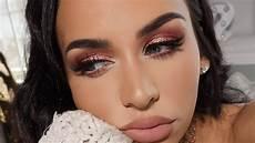 glam makeup tutorial