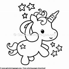 103 baby unicorn coloring pages unicorn