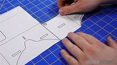 How To Make Template How To Make Your Own Google Cardboard Headset
