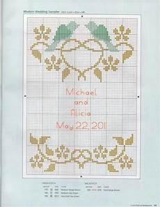 Free Wedding Cross Stitch Patterns Charts 639 Best Images About Ceremonias Y Celebraciones En Punto