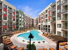 Amli Design District Pool Gorgeous View Of The Resort Style Swimming Pool At Amli