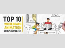 Top 10 Whiteboard Animation Software Free 2020