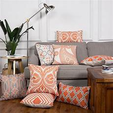 aliexpress buy orange cushion cover home decor