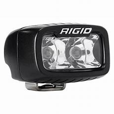 Rigid Led Lights Rigid Industries 174 902223 Sr M Series Pro 3 Quot X2 Quot 15w Spot