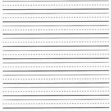 Printable Lined Paper For Kindergarten 30 Printable Kindergarten Writing Paper Kindergarten