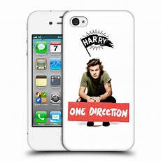 Iphone Styles Official One Direction 1d Harry Styles Photo Hard Back