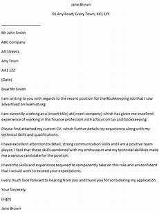bookkeeper cover letters bookkeeping cover letter example learnist org