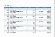 Excel Checkbook Template Ms Excel Checkbook Register Template Excel Templates