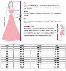 Abby And Size Chart Size Chart