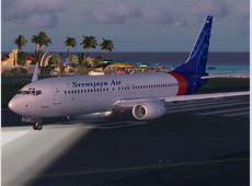 Sriwijaya Air Boeing 737 800 PK CLA for FSX