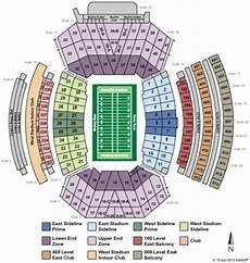 Nebraska Cornhuskers Memorial Stadium Seating Chart Memorial Stadium Tickets In Lincoln Nebraska Memorial