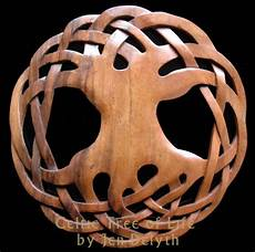 Welsh Celtic Designs Celtic Tree Of Life Carved Wood Wall Art And Tree Of