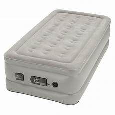 insta bed raised 18 quot air mattress with neverflat