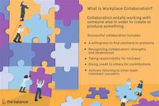 Examples Of Teamwork In The Workplace Collaboration Skills What Are They