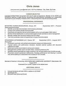 Simple Resume Objective 40 Basic Resume Templates Free Downloads Resume Companion