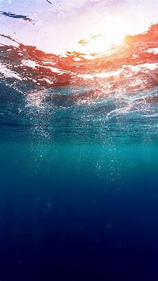 Iphone 6 Wallpaper Hd by Dreamy Underwater Bubbles Sun Light Iphone 6 Hd Wallpaper