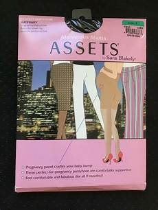 Assets By Blakely Maternity Size Chart Spanx Assets Maternity Size 3 Black Marvelous