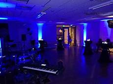 Black Light Rentals Seattle Blue Birthday Party Lighting