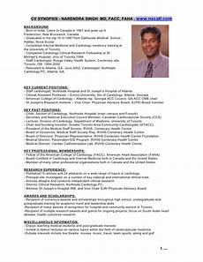 Resume Complete Format For A Complete Cv Download Here