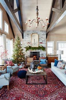 Richardson Design Check Out A Festive And Timeless Canadian Home The Everygirl
