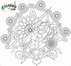 tinkerbell coloring pages minister coloring