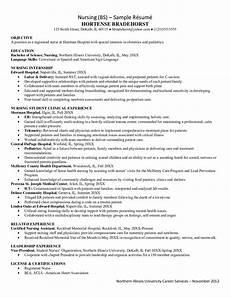 Nursing Resume 2019 Resume Template Fillable Printable Pdf Amp Forms
