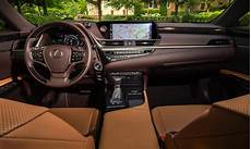 lexus 2019 es interior 2019 lexus es review kelley blue book