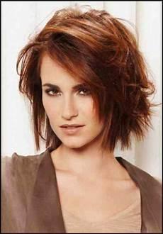 frisuren braune haare mittellang frisuren fransig mittellang haare farbe schnitt