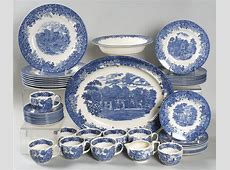 Antique Dishes   Romantic England by Wedgwood at