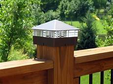Cap Lights For Deck Low Voltage Or Solar Deck Lights Are Not Only Energy
