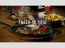 Chili's $20 Dinner for Two TV Spot, 'Char Crusted Sirloin