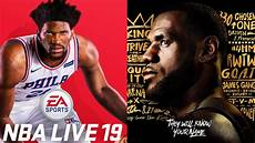 nba 2k19 nba 2k19 and nba live 19 review which is king of