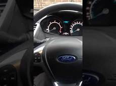 2011 Ford Fiesta Oil Light Reset Reset Service Light Ford Fiesta 2013 On Youtube