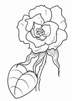 fiori da disegnare l usignolo disegni fiori da colorare