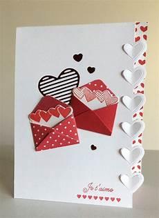 Cartes St Valentin Le Scrap De Fifi Cartes Saint Valentin